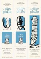 Marque-pages - Actes Sud Junior , Le Dico Philo , 3 Différents ,  Signet , Marque Page , - Segnalibri