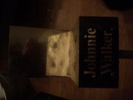*Tireuse JOHNIE WALKER EN Métal, Made In England. Non Drip. - Swizzle Sticks