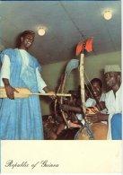 Republic Of Guinea.The  Kouyate Sori Kandia  Instrumental Ensamble. - Music