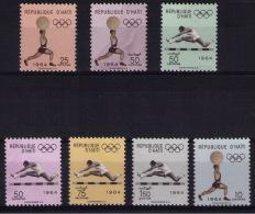 HAITI  Olympic Games - Estate 1964: Tokio