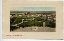 NB Ca 1910 Brandon Manitoba West End Park - Other