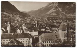 Chur Gegen Das Oberland - GR Grisons