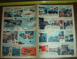 HISTOIRE COMPLETE DE Y DAUVAL FERNAN HOURRA POUR STUART CULLEY RAF FLIGHT Royal Naval Air AVIATEUR GUERRE MONDIALE - Old Paper