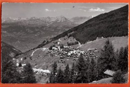 Z0572 St. Luc Val Anniviers, Tubang, Bonvin, Wildstrubel. Circulé - VS Valais