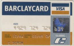 Bank Cards Oo5 - Cartes De Crédit (expiration Min. 10 Ans)