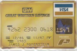 Bank Cards Oo6 - Cartes De Crédit (expiration Min. 10 Ans)