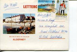 (Folder 32) Postcard Folder - UK - Alderney - Alderney