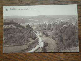 La Route De La Roche En Ardenne - Anno 1931 ( Zie Foto´s Voor Details ) !! - Houffalize