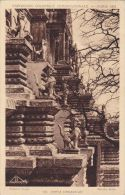 Cp , 75 , PARIS , Exposition Coloniale Internationale , 1931 , Temple D'Angkor-Vat - Expositions
