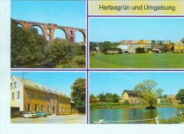 CP.   HERLASGRÜN  UND  UMGEBUNG - Poehl