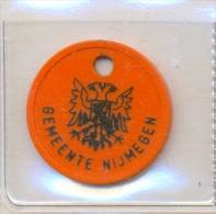 Nederland - Nijmegen 1993  - Hundemarke - Dog Tax Tag- Médaille De Chien - Hondenpenning - Unclassified