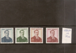 Turquie / Turkey  Lot De Timbres** Série Complète   (ref 95 ) - 1921-... Republic
