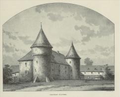 Gravure: Arlon: 3-437-Château D'Autel. - Prints & Engravings
