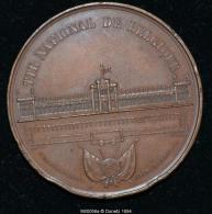 M00056 Inauguration Du Tir National De Belgique Par Léopold I, Rogier Etc. (60 Gr.) - België