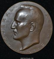 M00076 Compagnie Du Chemin De Fer Du Congo Remplacée En 1932 Sur Le Plan De Thys Et Son Profil Au Revers (74 Gr.) - België