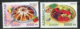 Lot 16 - B 19 - Azerbaïdjan** N° 523/524 -  Europa - Année 2005 - Azerbaïjan