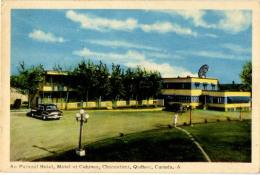 CANADA CHICOUTIMI AU PARASOL HOTEL - Chicoutimi