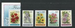 Barbuda: 412/ 415 + Le Timbre Du BF 36 ** - Antigua Et Barbuda (1981-...)