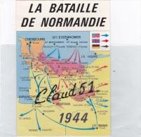 Débarquement En NORMANDIE-6 Juin 1944-Circuit Des Plages - Frankreich