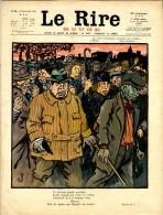 JOURNAL LE RIRE ROUGE N°94      2 SEPTEMBRE 1916 - Politik