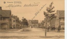 BELGIQUE - WATERSCHEI - Rue Du Rossignol (animation) - Edit. NELS - Genk