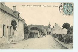 VIEUX MOULIN : Rue De La Mairie. Forêt De Compiègne. 2 Scans. Edition Decelle - France