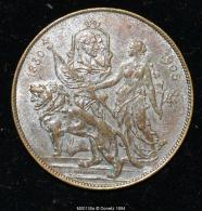 M00138 Exposition Universelle De Liège En 1905 Et Allégorie De La Belgique Au Revers (10 Gr.) - Unclassified