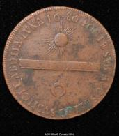 M00198 Prise De Buda Par Les Autrichiens (1686) Et écu D´Autriche Avec Toison D´or Au Revers (8 Gr.) - België