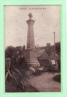 COURSON (14) / MONUMENTS / Le Monument Aux Morts - France