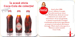 #D73-014 Viltje Coca-Cola - Sous-bocks
