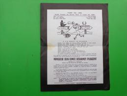 Faire Part-le Pere Cent 72/12 405 Bcs Ecqg Sqg 100 Au Jus Le 19 Aout 1973-militaire - Unclassified