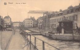 59 DOUAI VUE SUR LE CANAL - Douai