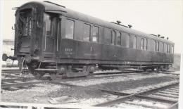 PHOTOGRAPHIE  REPRODUCTION TRAIN LOCOMOTIVE CLICHE SNCF - Reproductions
