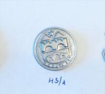 SARAJEVO (Bosnia) Yugoslavia / Capital, Coat Of Arms, Blason Armoiries Blazon Emblème - Steden