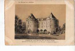 Chateau De Lude - France