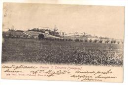 TREVISO - SUSEGANA Castello S. Salvatore - Militare - F/p - A10200 - Treviso