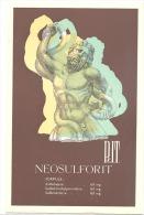 "BUVARD - Pharmacie - Médical -""Neosulforit"" Laboratoires RITf73) - Buvards, Protège-cahiers Illustrés"