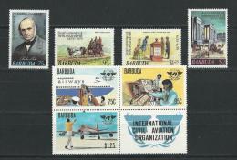 Barbuda:  430/ 436 ** - Antigua Et Barbuda (1981-...)