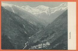 X024, Rodoretto, Non Circulée - Italie