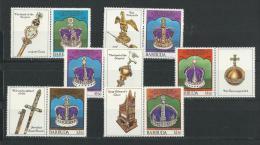 Barbuda: 390/ 395 ** - Antigua Et Barbuda (1981-...)