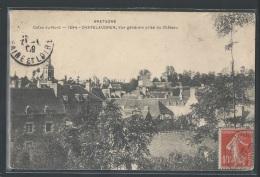 - CPA 22 - Châtelaudren, Vue Générale Prise Du Château - Châtelaudren