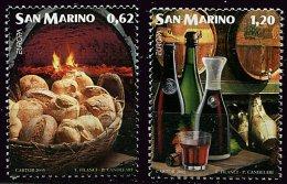 Lot 171 - B 19 - Saint Marin ** N° 1985 - 1986 - Europa - Année 2005 - - Saint-Marin