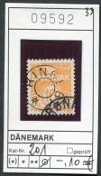 Dänemark - Danmark - Danemark - Michel 201  - Oo Oblit. Used Gebruikt - 1913-47 (Christian X)