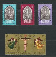 Barbuda:  35/ 37 + 91/ 93 ** - Antigua Et Barbuda (1981-...)