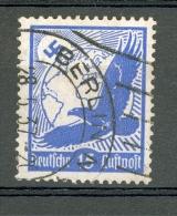 ALLEMAGNE AERIENS REICH ANNÉE 1934   N° 45   OBLITERE - Luftpost