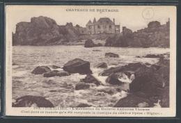 - CPA 22 - Ile-Illiec, L'habitation Du Maestro Ambroise Thomas - Frankreich