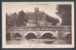 - CPA 22 - Lamballe, L'église Notre-Dame - Lamballe