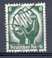 ALLEMAGNE  REICH ANNÉE 1934  N° 509   OBLITERE - Germany
