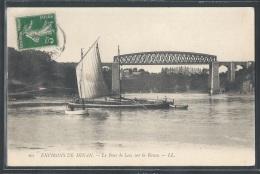 - CPA 22 - Le Pont De Less Sur La Rance - Frankreich