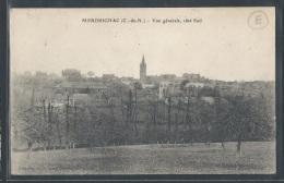 - CPA 22 - Merdrignac, Vue Générale Côté Sud - Frankreich